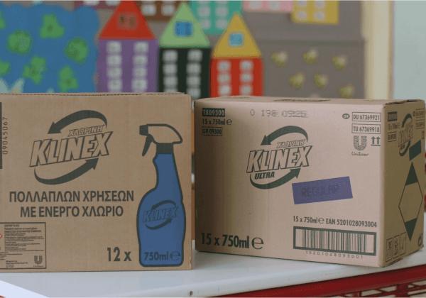 Klinex - Athens Partnership