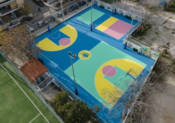 Γήπεδο Νέος Κόσμος
